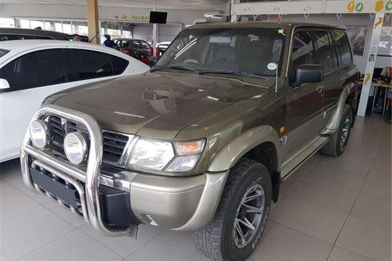 Nissan Patrol 4.5E GRX 4x4 1998