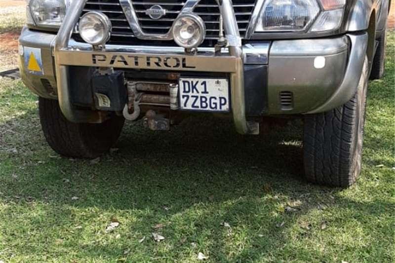 Nissan Patrol 4.8 GRX 2001