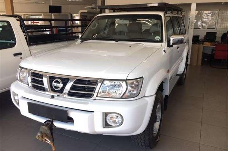 Nissan Patrol 4.8 GRX 2003