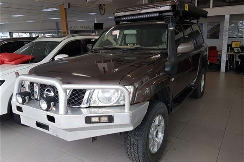 Nissan Patrol 4.8 GRX 2005