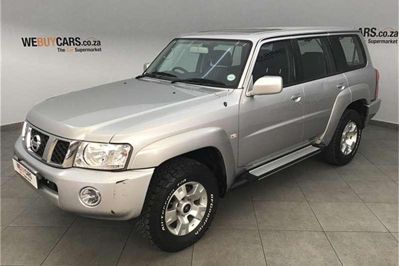 Nissan Patrol 4.8 GRX 2011