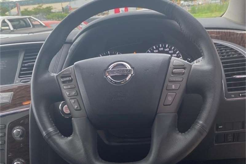 Nissan Patrol 5.6 V8 LE PREMIUM 2018