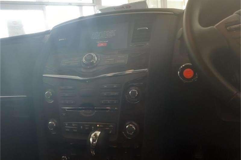 Nissan Patrol 5.6 V8 LE PREMIUM 2019