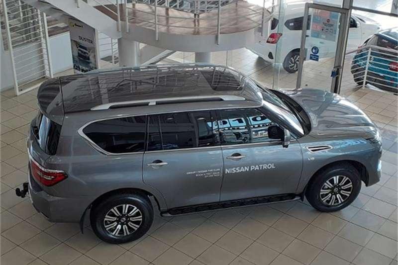 2021 Nissan Patrol PATROL 5.6 V8 TEKNA
