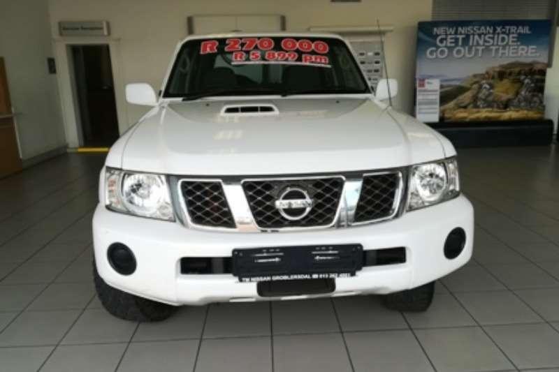 2010 Nissan Patrol 3.0Di GL