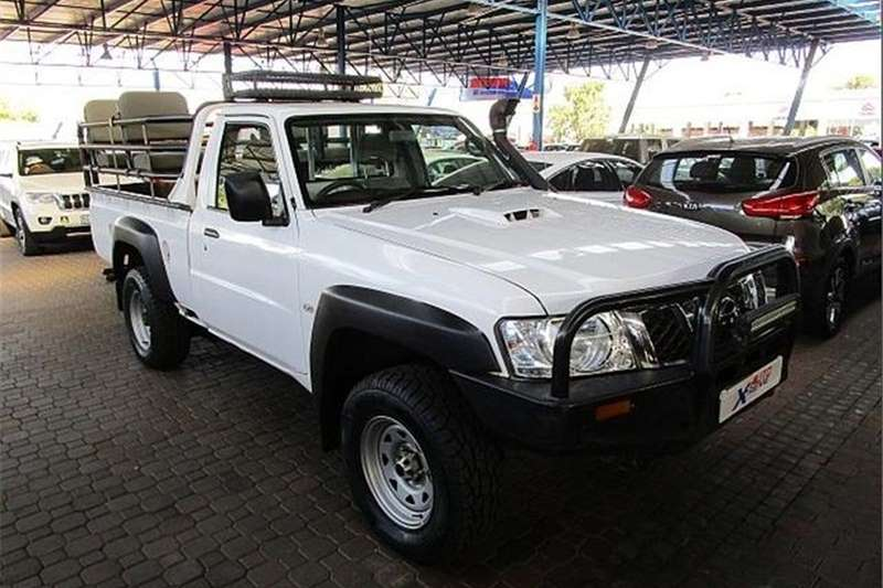 2015 Nissan Patrol 3.0DTi pick up