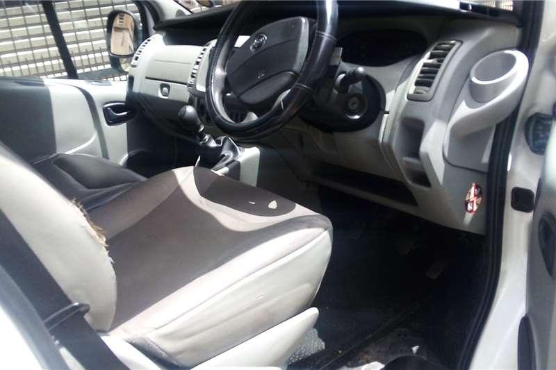 2007 Nissan Primastar PrimaStar 1.9dCi