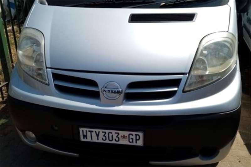 Nissan Primastar 1.9dCi 2008