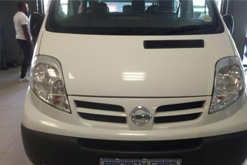 Nissan Primastar 1.9dCi 2011