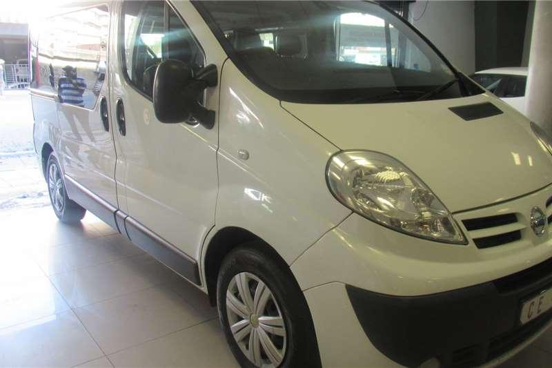 2011 Nissan Primastar PrimaStar 1.9dCi