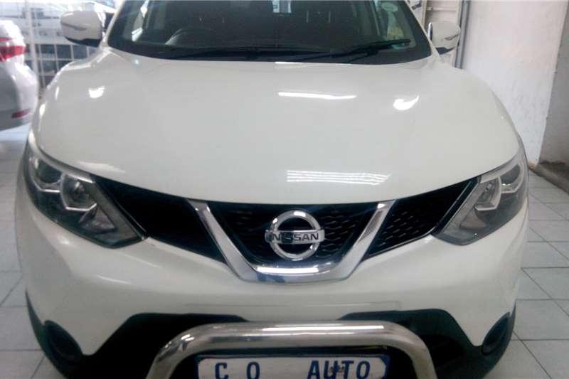 Nissan Qashqai 1.2 2015