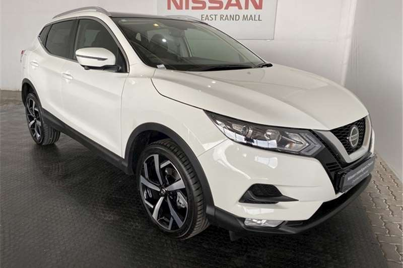 Nissan Qashqai 1.2 TEKNA CVT 2020