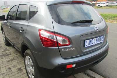 Used 2013 Nissan Qashqai QASHQAI 1.2T ACENTA