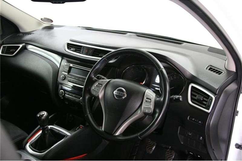 Used 2014 Nissan Qashqai 1.2T Acenta
