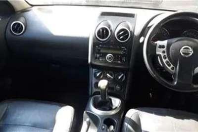 Nissan Qashqai 1.2T ACENTA 2014