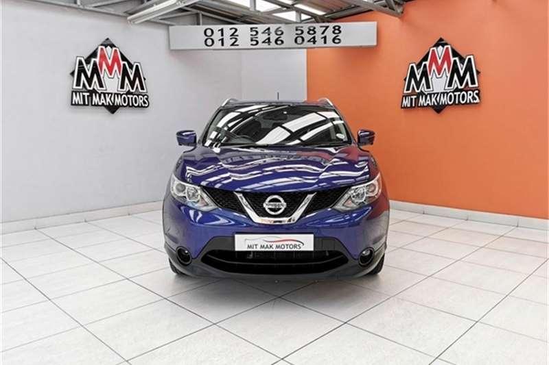 Nissan Qashqai 1.2T Acenta 2015