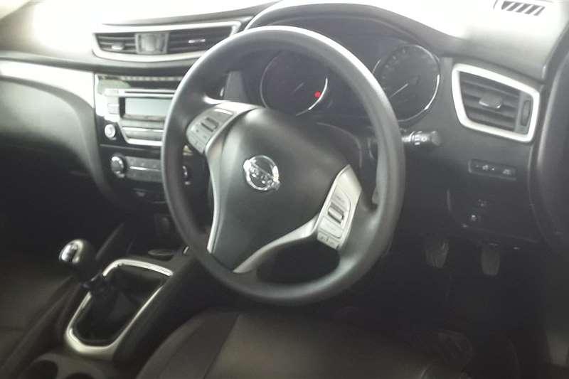 Nissan Qashqai 1.2T ACENTA 2016