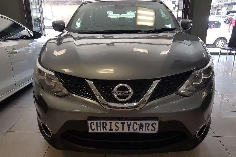 Nissan Qashqai 1.2T Acenta 2017
