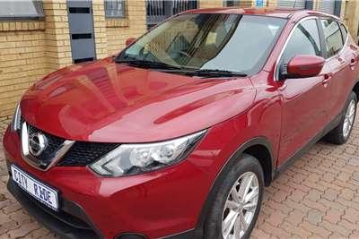 Used 2017 Nissan Qashqai QASHQAI 1.2T ACENTA