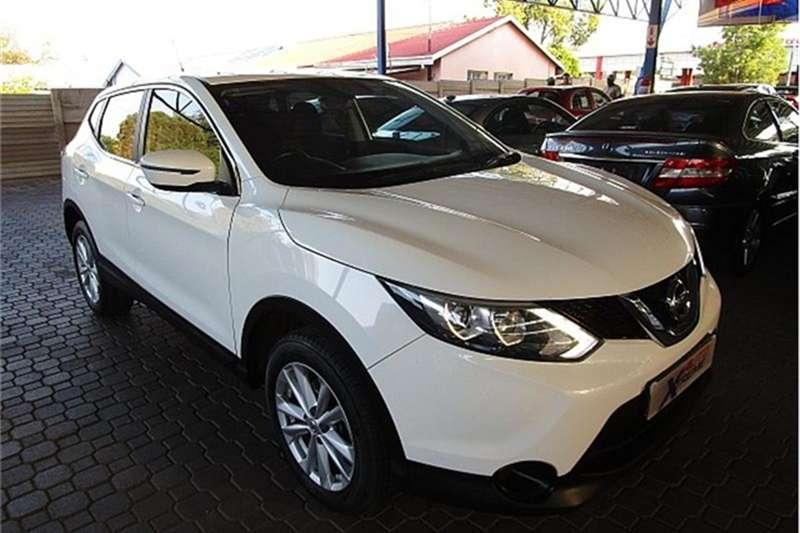 Nissan Qashqai 1.2T Acenta 2018