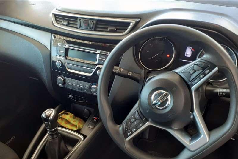 2018 Nissan Qashqai QASHQAI 1.2T ACENTA