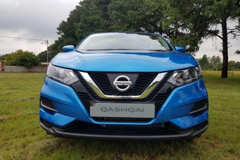 Nissan Qashqai 1.2T ACENTA 2020