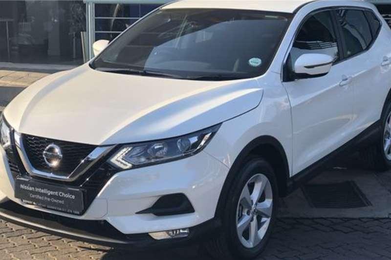 2020 Nissan Qashqai QASHQAI 1.2T ACENTA