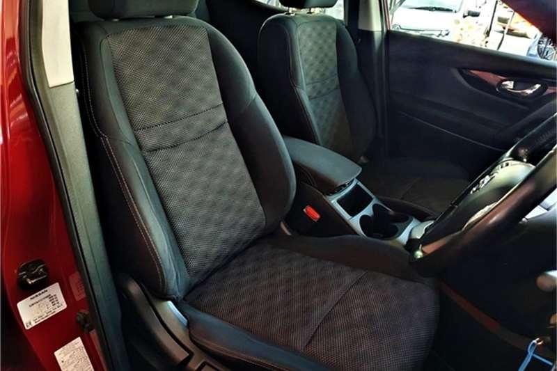 Used 2015 Nissan Qashqai 1.2T Acenta auto