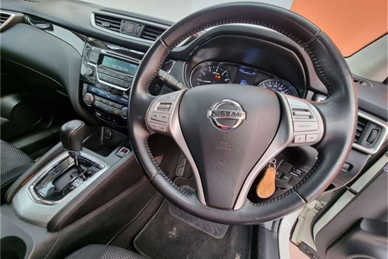 Used 2016 Nissan Qashqai 1.2T Acenta auto