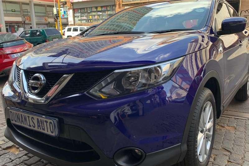 Nissan Qashqai 1.2T Acenta auto 2017
