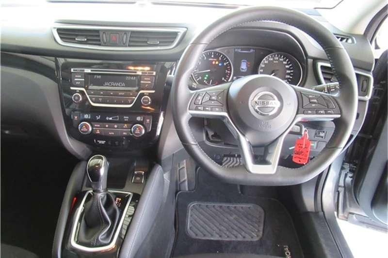 Nissan Qashqai 1.2T Acenta auto 2018