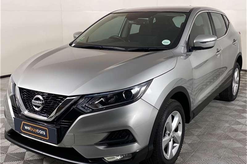 2018 Nissan Qashqai Qashqai 1.2T Acenta auto