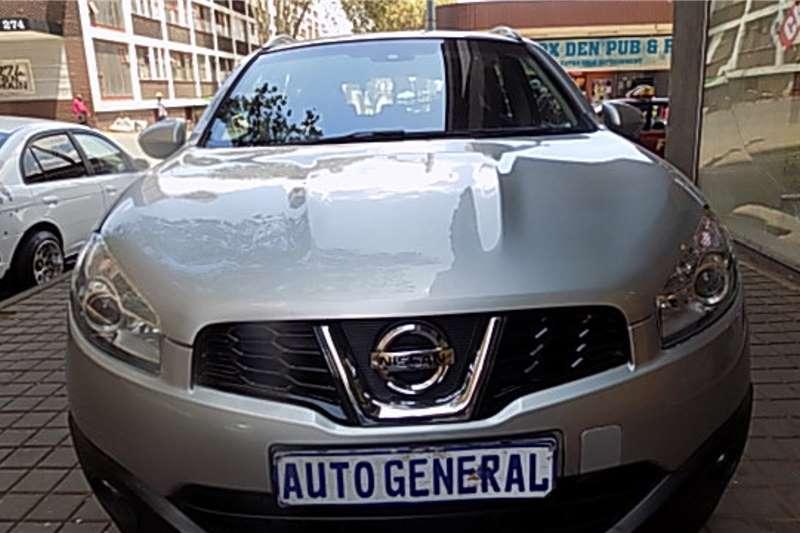 Nissan Qashqai 1.2T ACENTA CVT 2014