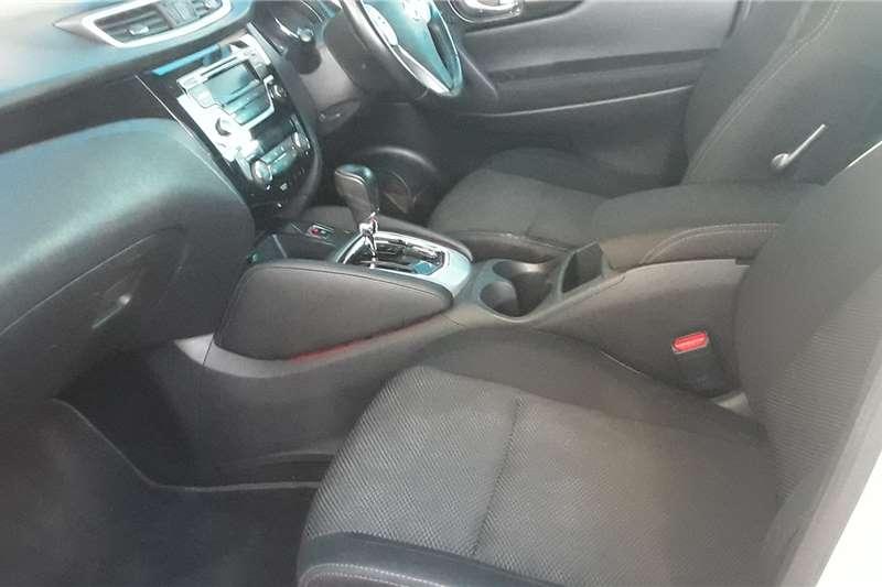 2017 Nissan Qashqai QASHQAI 1.2T ACENTA CVT