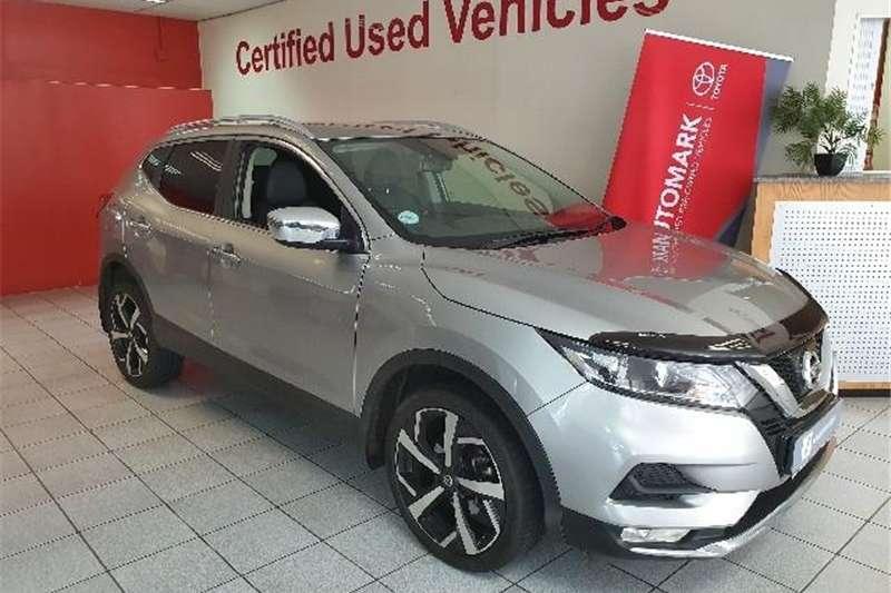 Nissan Qashqai 1.2T ACENTA CVT 2018
