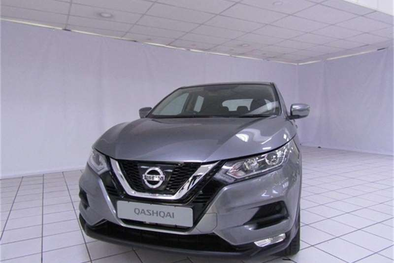 Nissan Qashqai 1.2T ACENTA CVT 2020