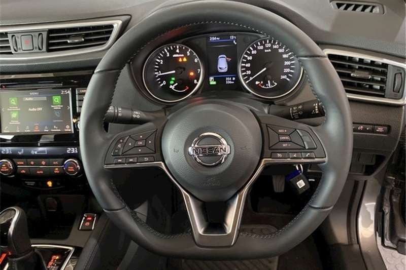 Nissan Qashqai 1.2T ACENTA CVT 2021
