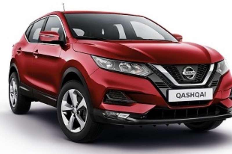 Nissan Qashqai 1.2T ACENTA PLUS CVT 2020