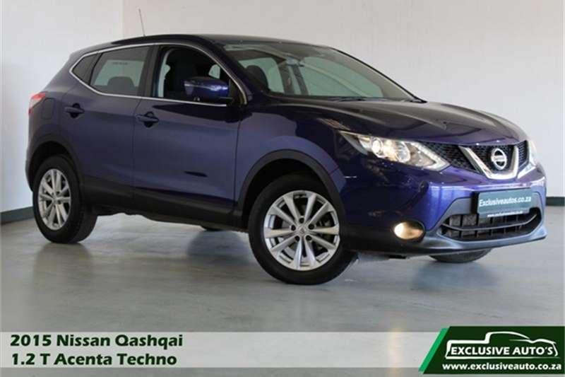 Nissan Qashqai 1.2T Acenta + Techno 2015