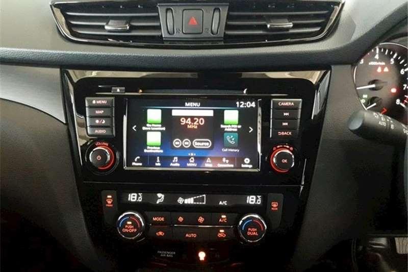 Used 2021 Nissan Qashqai QASHQAI 1.2T MIDNIGHT CVT