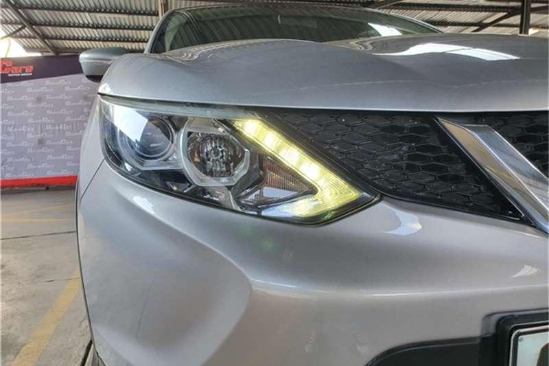 Nissan Qashqai 1.2T Visia 2014