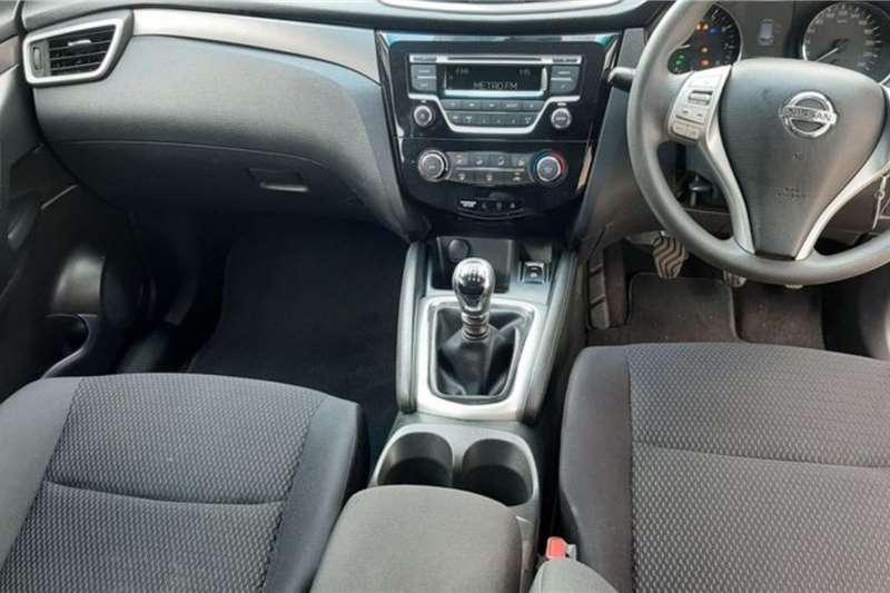 Used 2014 Nissan Qashqai QASHQAI 1.2T VISIA