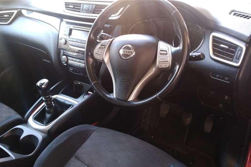 2015 Nissan Qashqai QASHQAI 1.2T VISIA