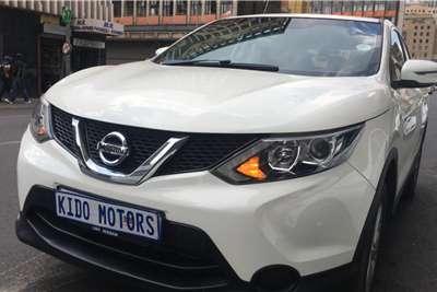 Nissan Qashqai 1.2T Visia 2016