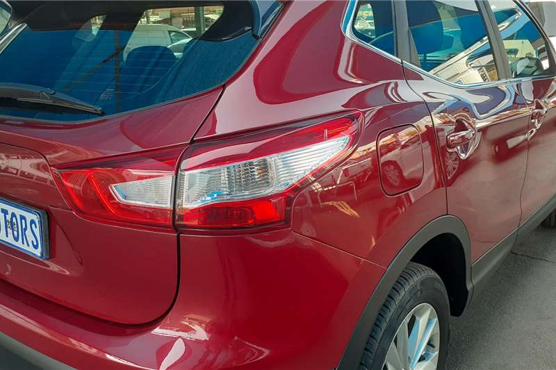 Used 2016 Nissan Qashqai QASHQAI 1.2T VISIA