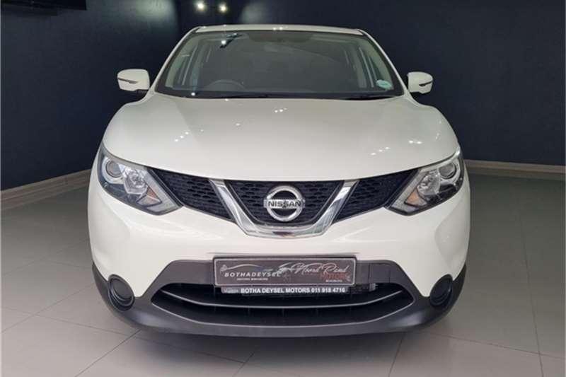 Used 2016 Nissan Qashqai 1.2T Visia