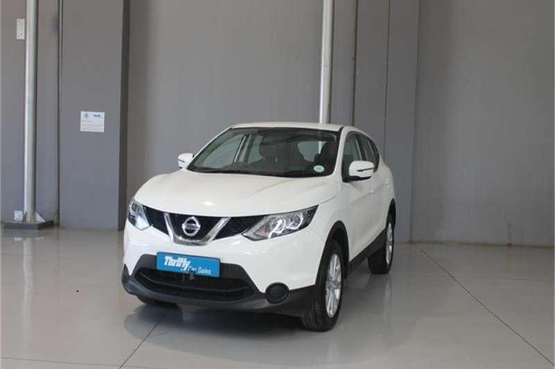 Nissan Qashqai 1.2T Visia 2017