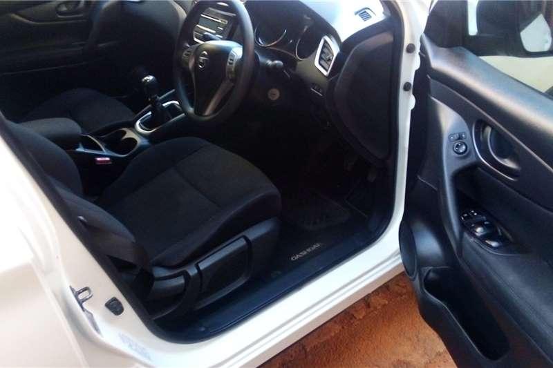 2017 Nissan Qashqai QASHQAI 1.2T VISIA