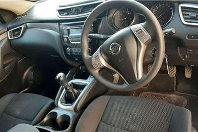 Used 2017 Nissan Qashqai 1.2T Visia