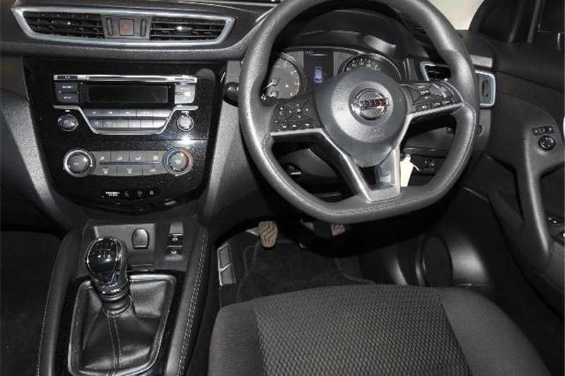 Nissan Qashqai 1.2T Visia 2018
